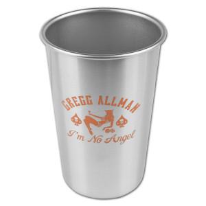 Gregg Allman I'm No Angel / Klean Kanteen Pint Cup