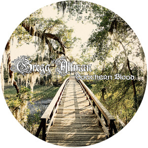 Southern Blood Turntable Mat