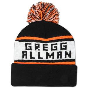 Gregg Allman Pom Pom Beanie
