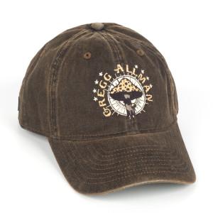 Gregg Allman Brown Mushroom Hat