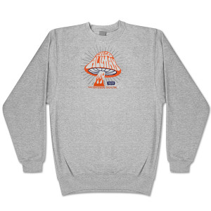 Gregg Allman 2008/09 Winter Tour Sweatshirt