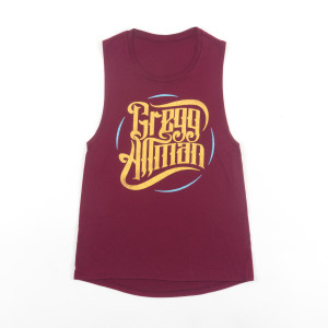 Gregg Allman Muscle Tank