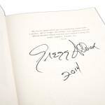 Gregg Allman Autographed Book