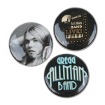 Gregg Allman Button Packs