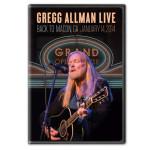 Gregg Allman Live: Back to Macon - DVD