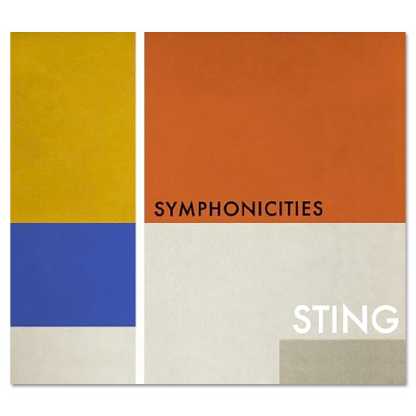Sting - Symphonicities CD