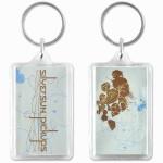 Silversun Pickups  Coral Keychain
