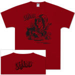Genesis Mad Hatter Red Tee