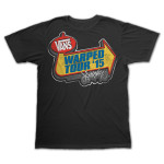 Warped Tour 2015 Men's T-Shirt