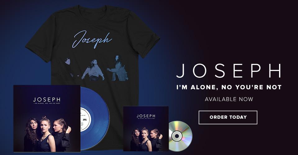 Joseph Pre-order