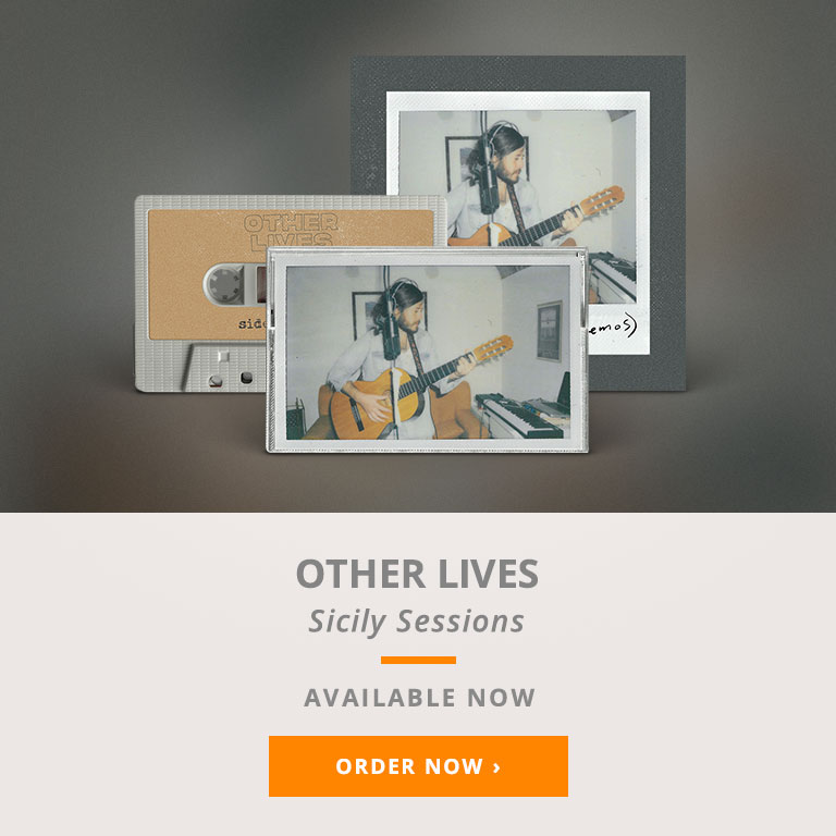 Other Lives | Sicily Sessions | Available Now