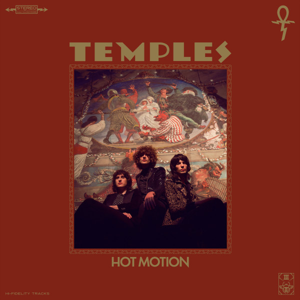 Temples Hot Motion