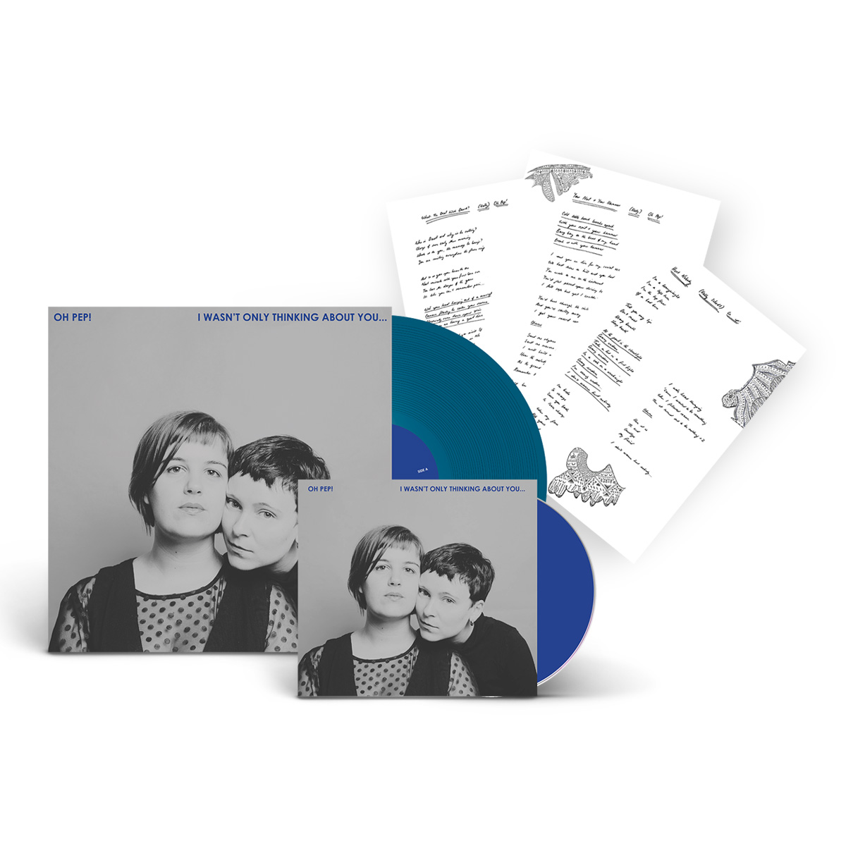 Oh Pep!  - I Wasn't Only Thinking About You… Bundle