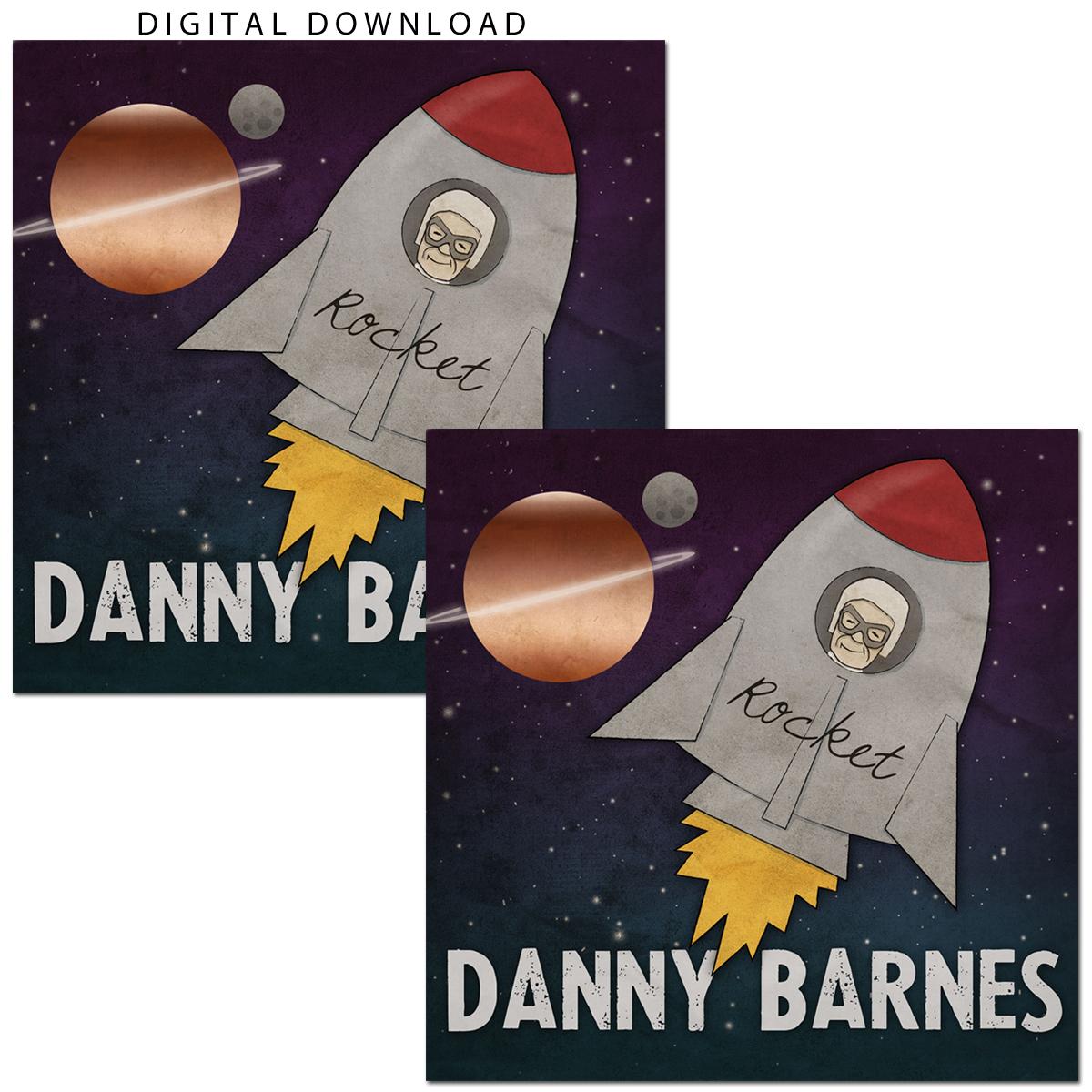Danny Barnes Rocket CD + Digital Download