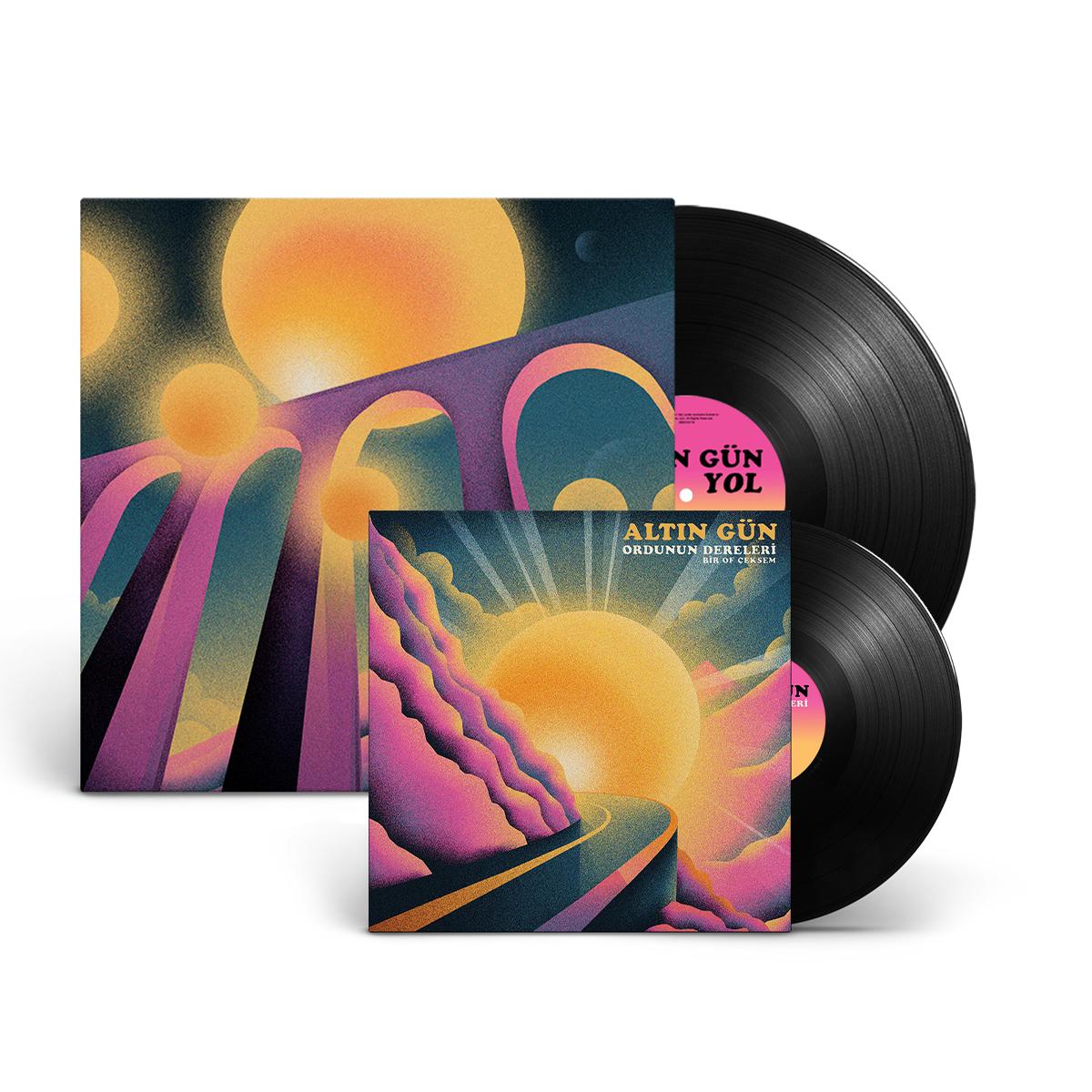 """'Yol' Vinyl + 'Ordunun Dereleri' 7"""" Bundle"""