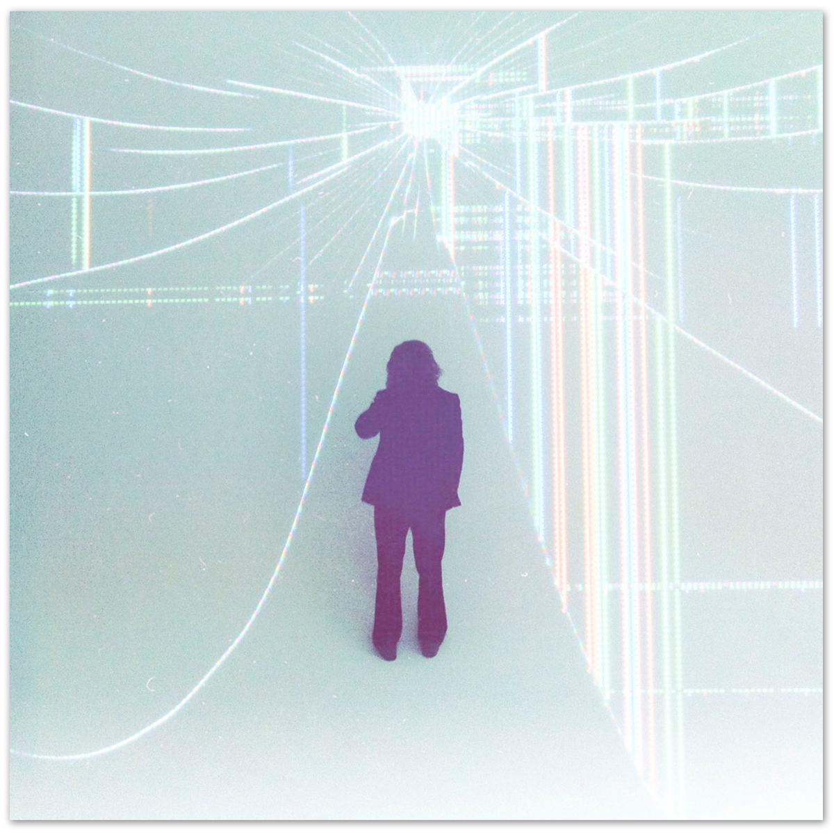 "Jim James ""Regions of Light and Sound of God"" CD"