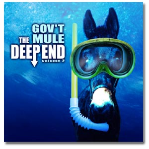 Gov't Mule - The Deep End Volume 2 CD