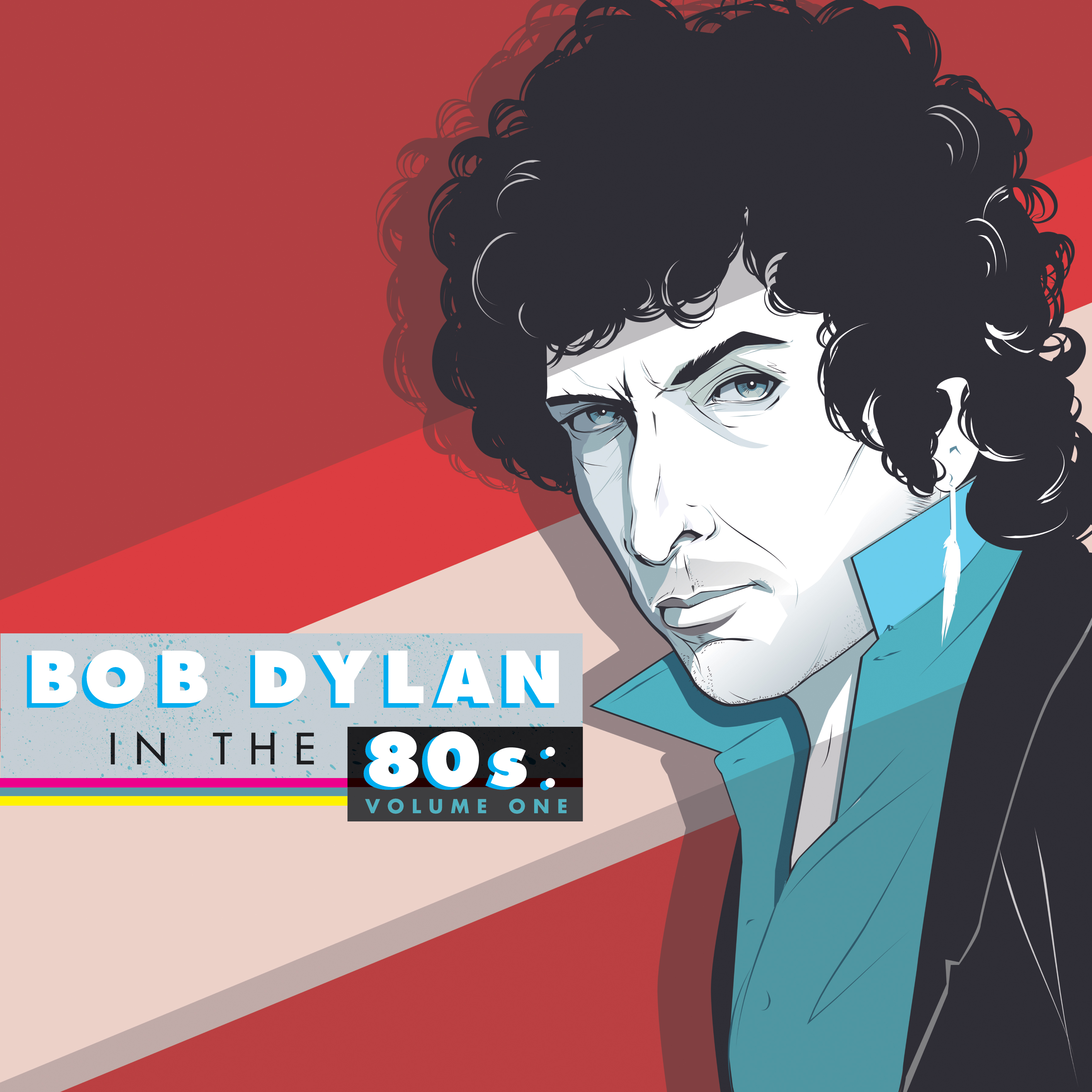 Bob Dylan in the 80s: Volume One CD