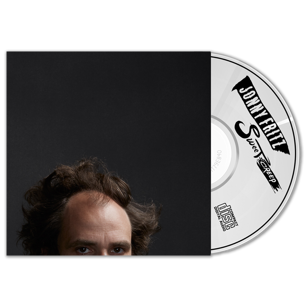 "Jonny Fritz – ""Sweet Creep"" CD"