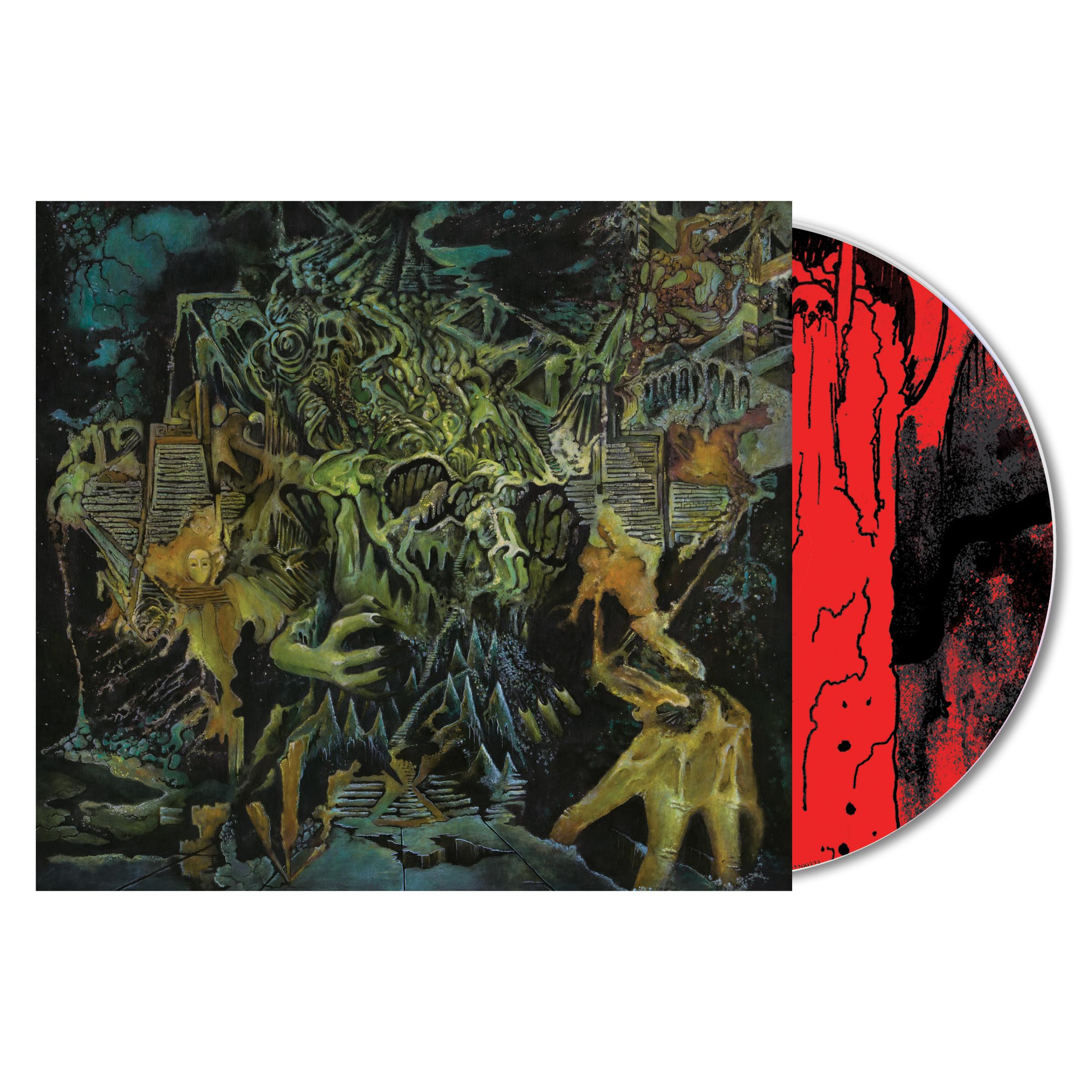 King Gizzard & the Lizard Wizard - Murder of the Universe CD
