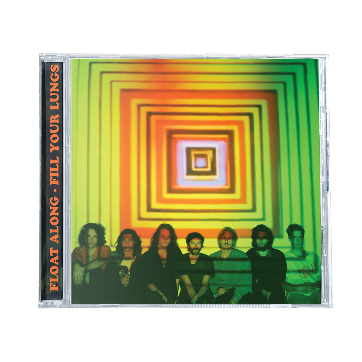 King Gizzard & The Wizard Lizard - Float Along - Fill Your Lungs CD