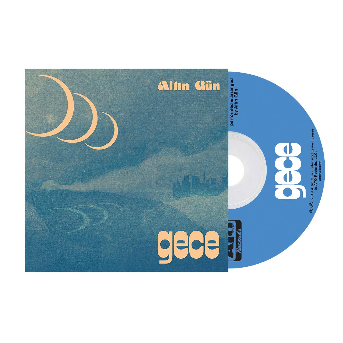 Altin Gün –Gece CD