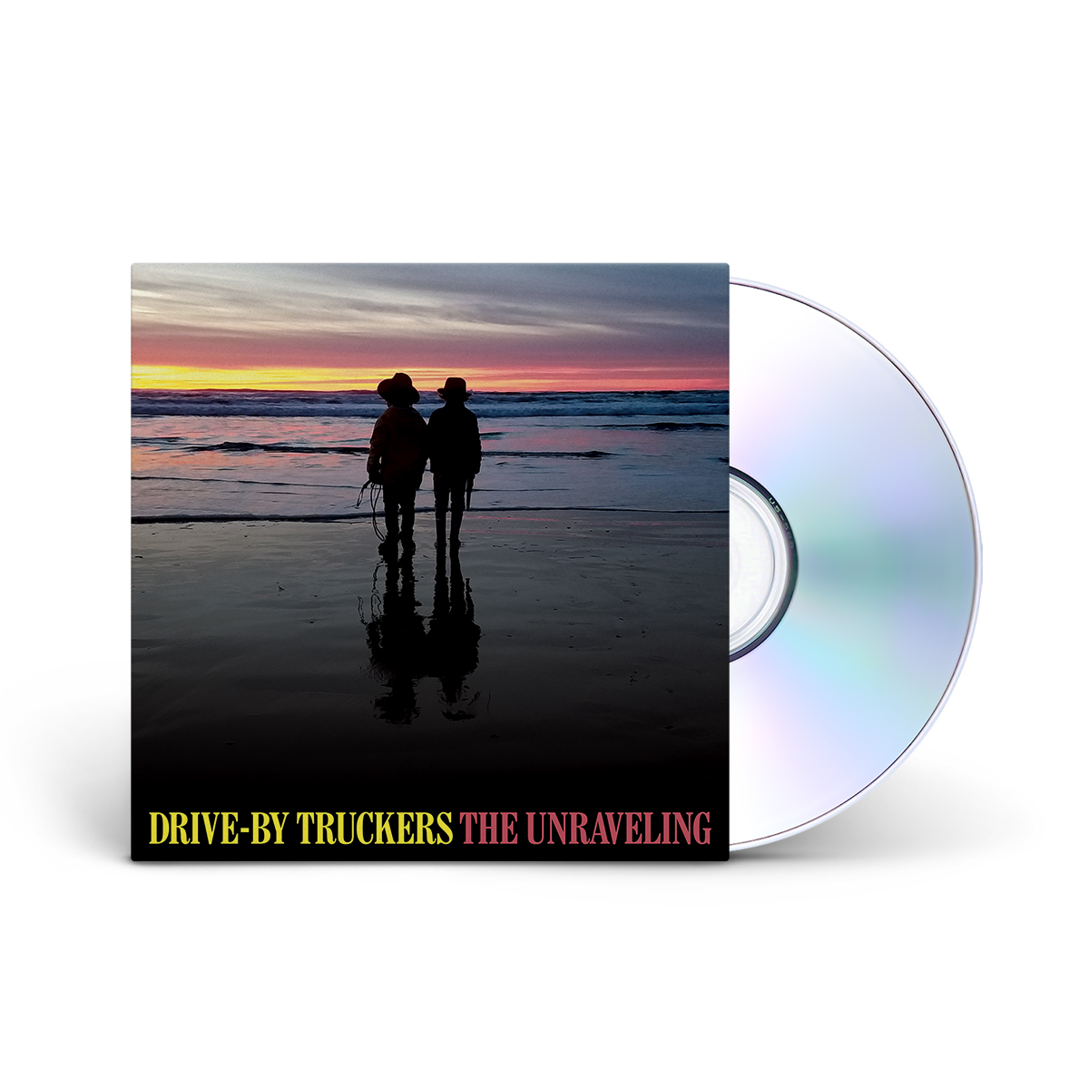 """Drive-By Truckers """"The Unraveling"""" CD"""