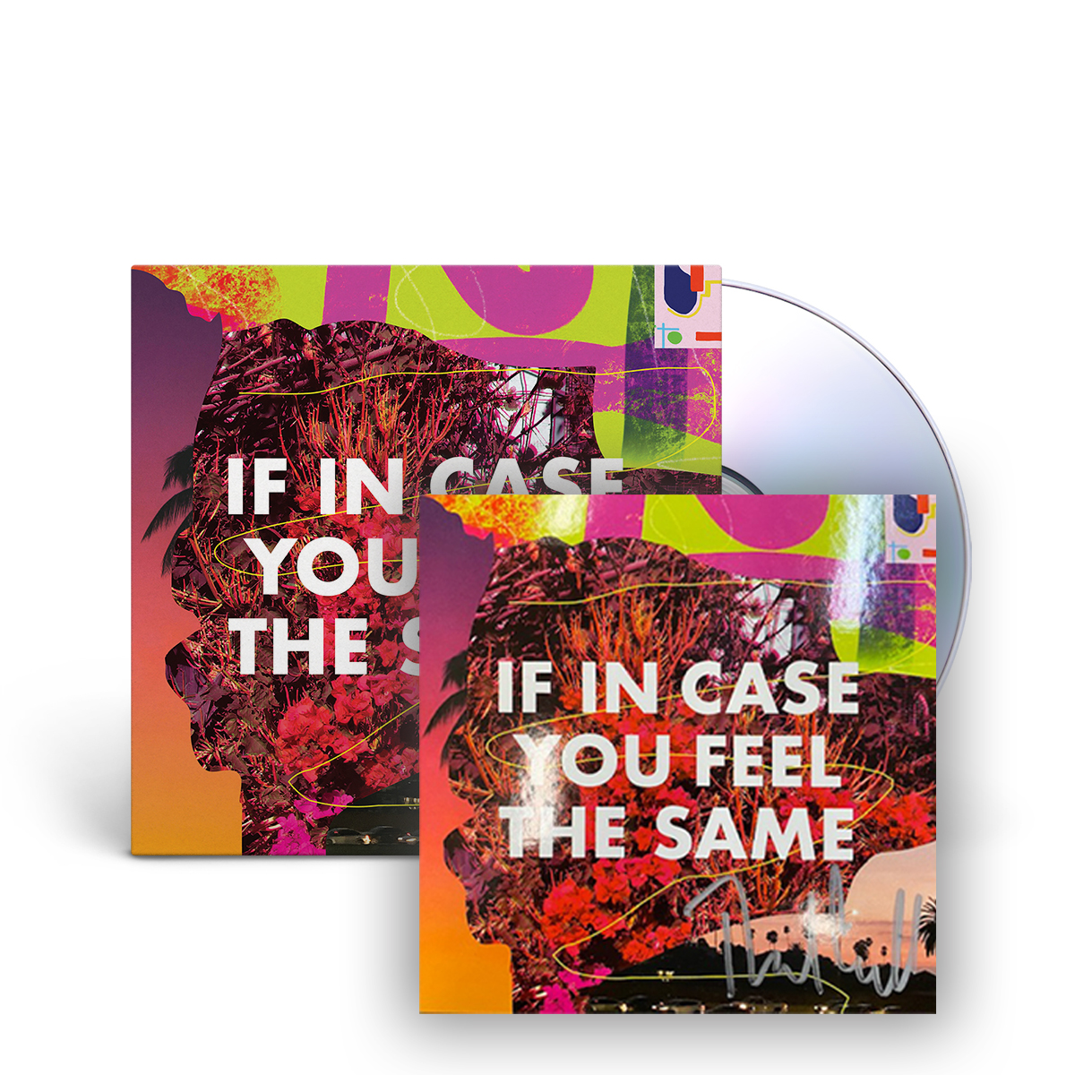 Thad Cockrell – If In Case You Feel The Same – CD