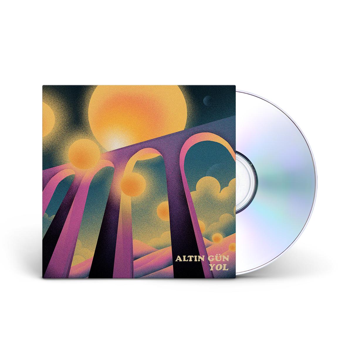 Altin Gün - Yol CD