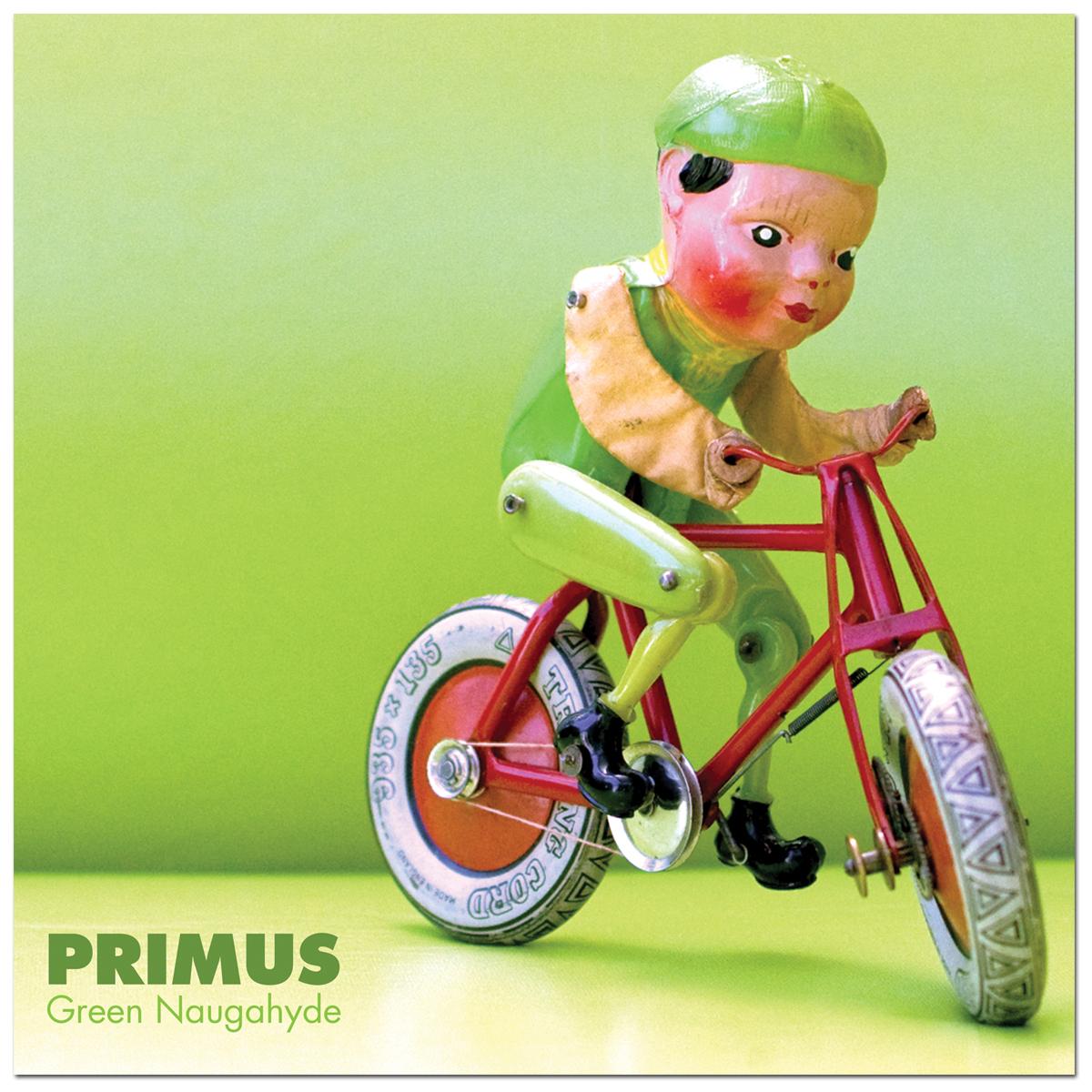 Primus – Green Naugahyde Digital Download