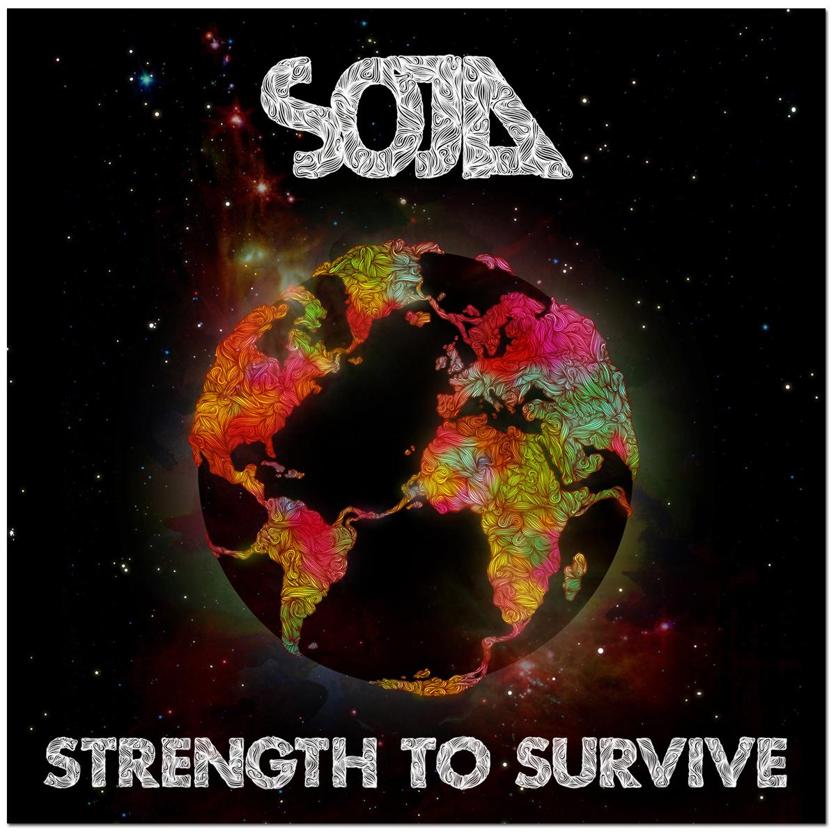 SOJA - Strength to Survive CD