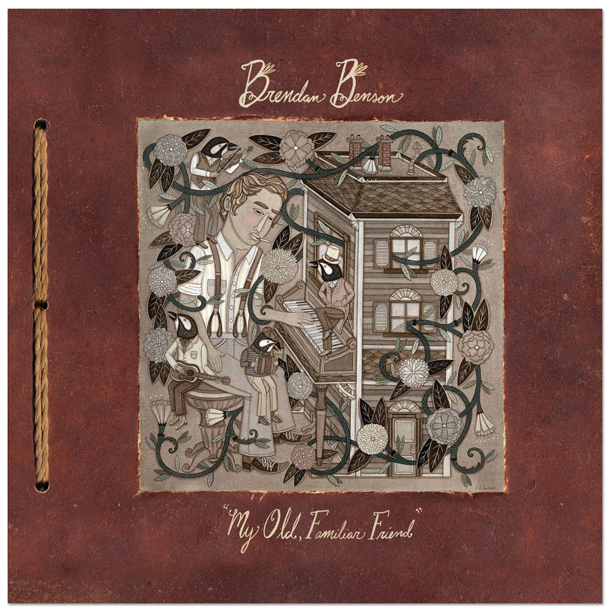 Brendan Benson – My Old Familiar Friend CD