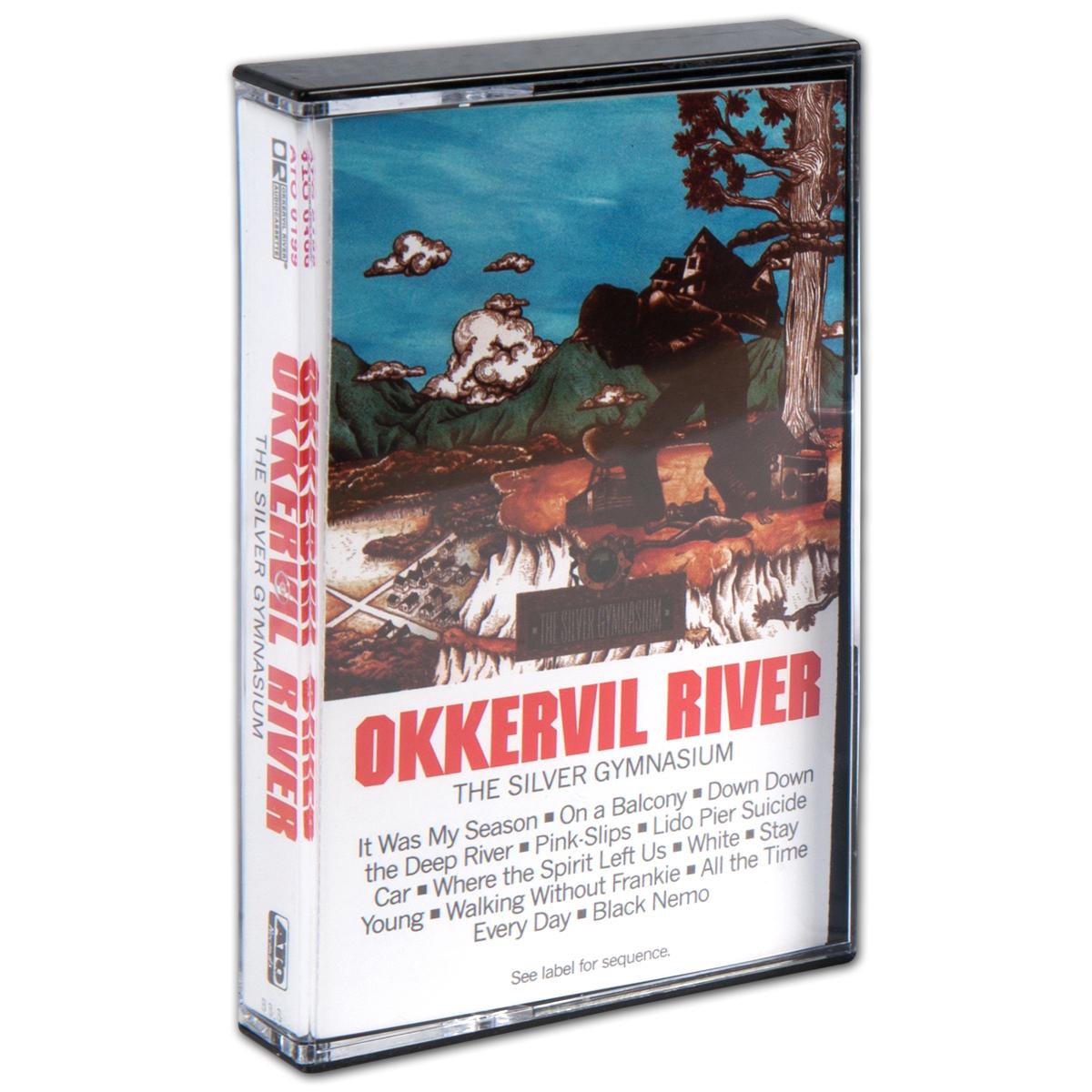 Okkervil River - The Silver Gymnasium Cassette