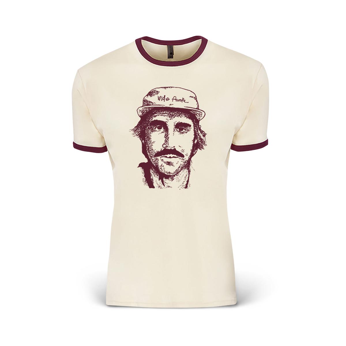 Rayland Baxter – Wide Awake (Women's Maroon T-Shirt)