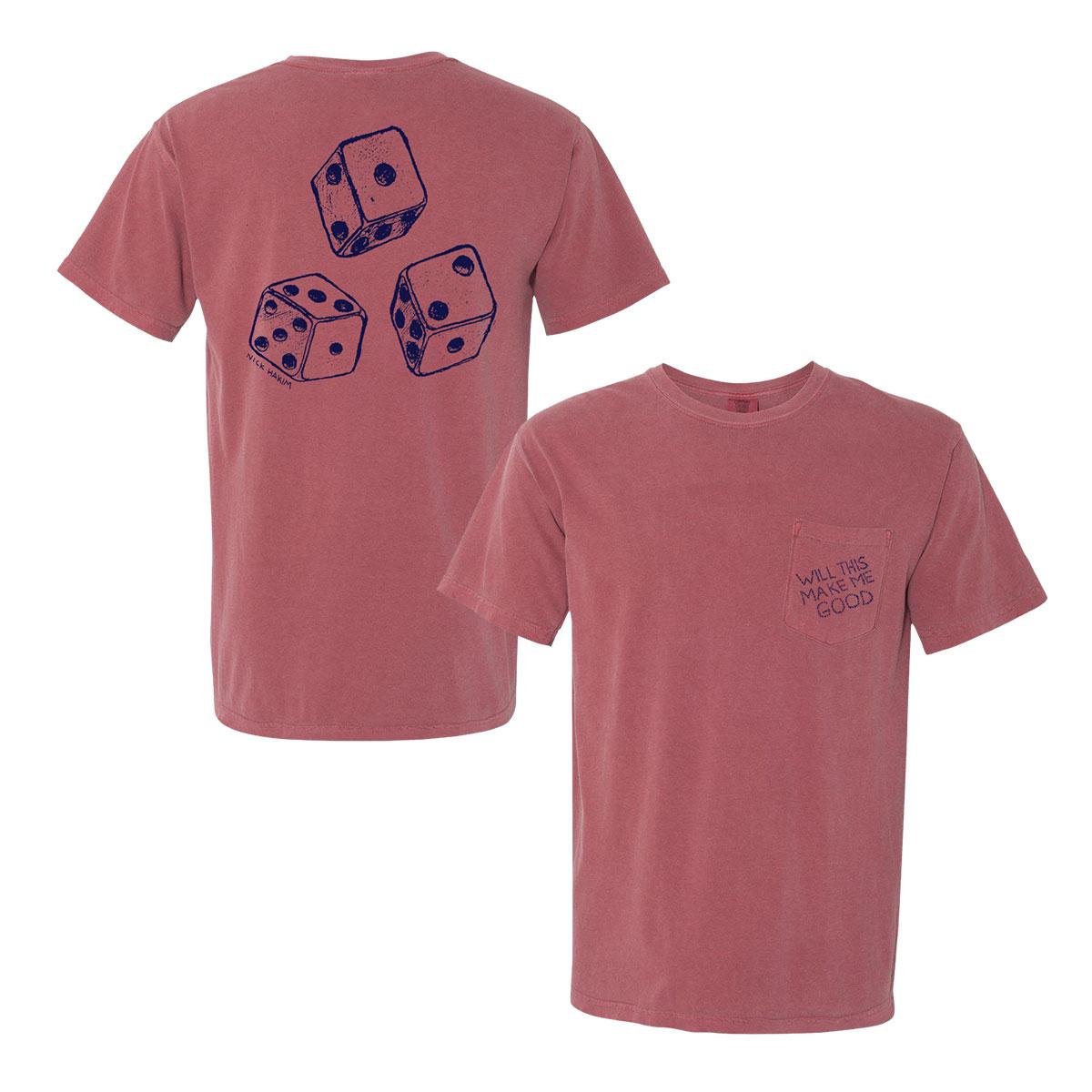 Nick Hakim - WILL THIS MAKE ME GOOD T-Shirt