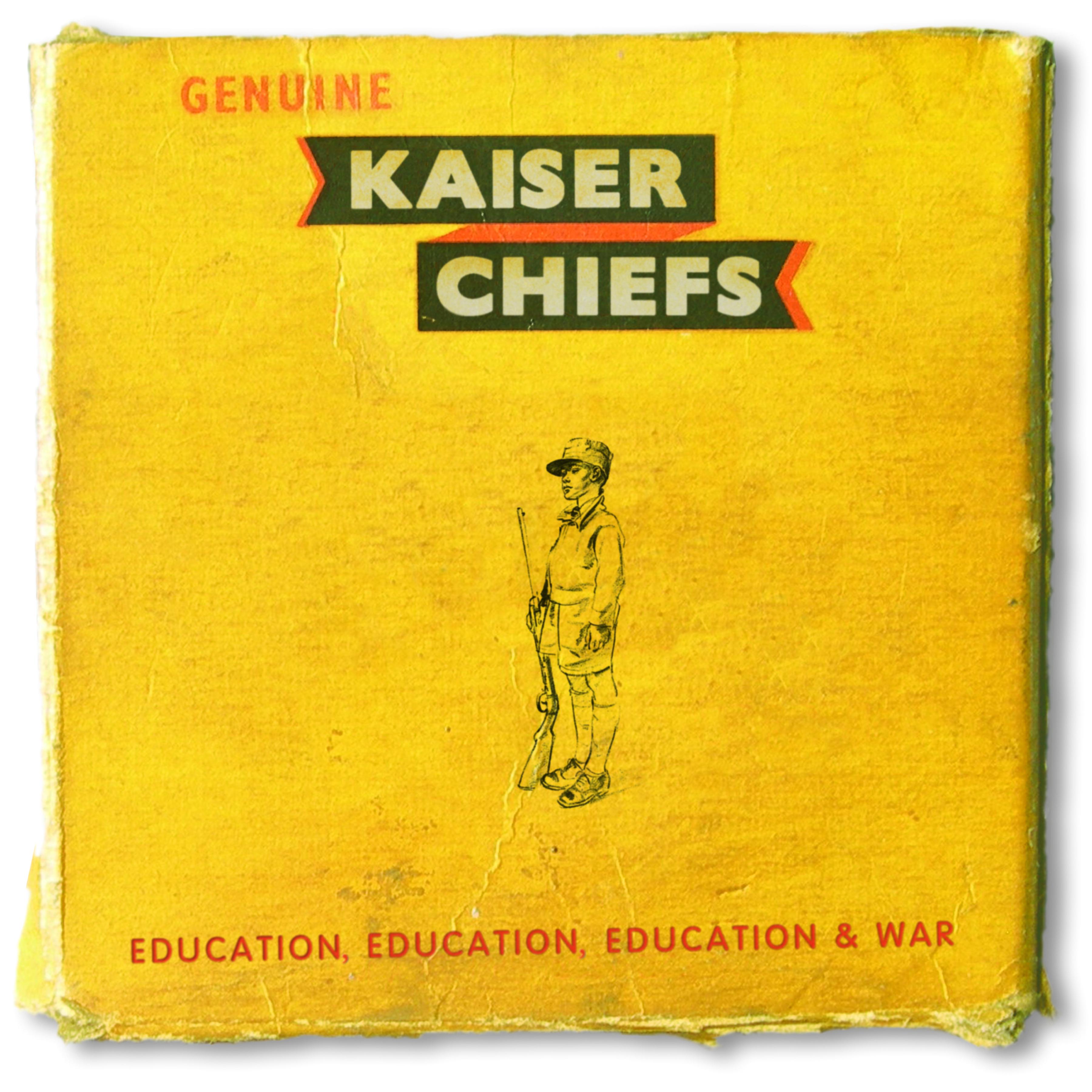 Kaiser Chiefs - Education, Education, Education & War  Digital Album