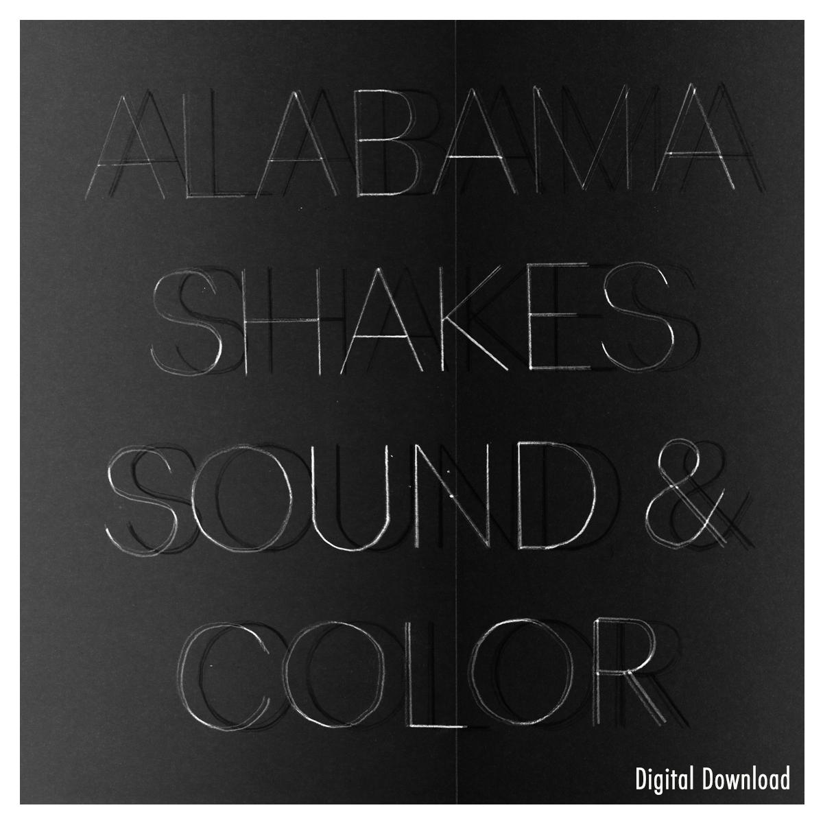 "Alabama Shakes - ""Sound & Color"" Digital Download (MP3 or FLAC)"