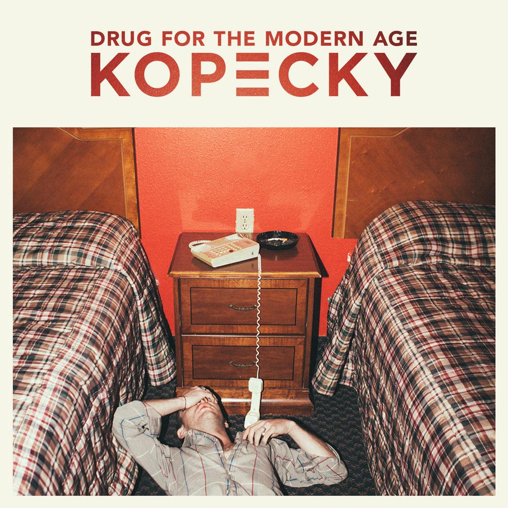 Kopecky - Drug for the Modern Age (MP3 - Digital Download)