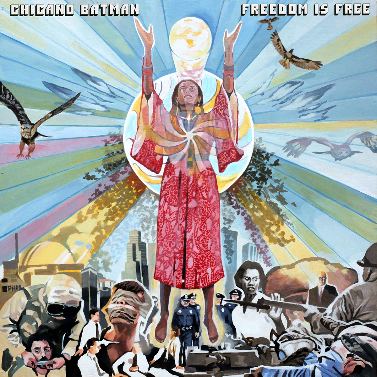 Chicano Batman - Freedom Is Free Digital Album