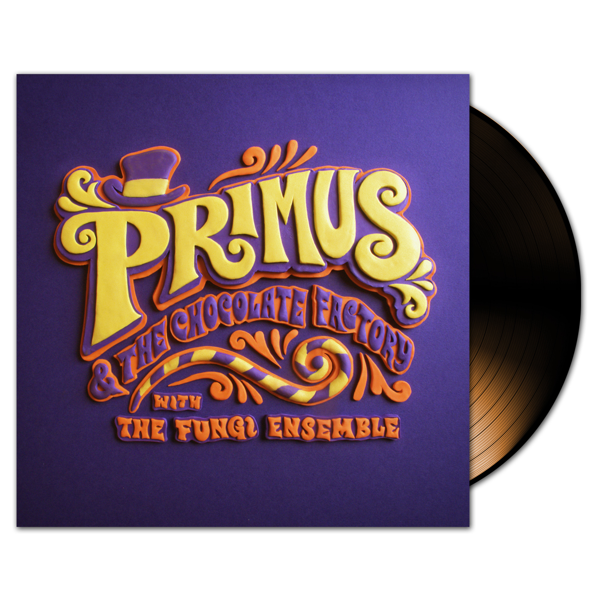 Primus and the Chocolate Factory with the Fungi Ensemble Vinyl