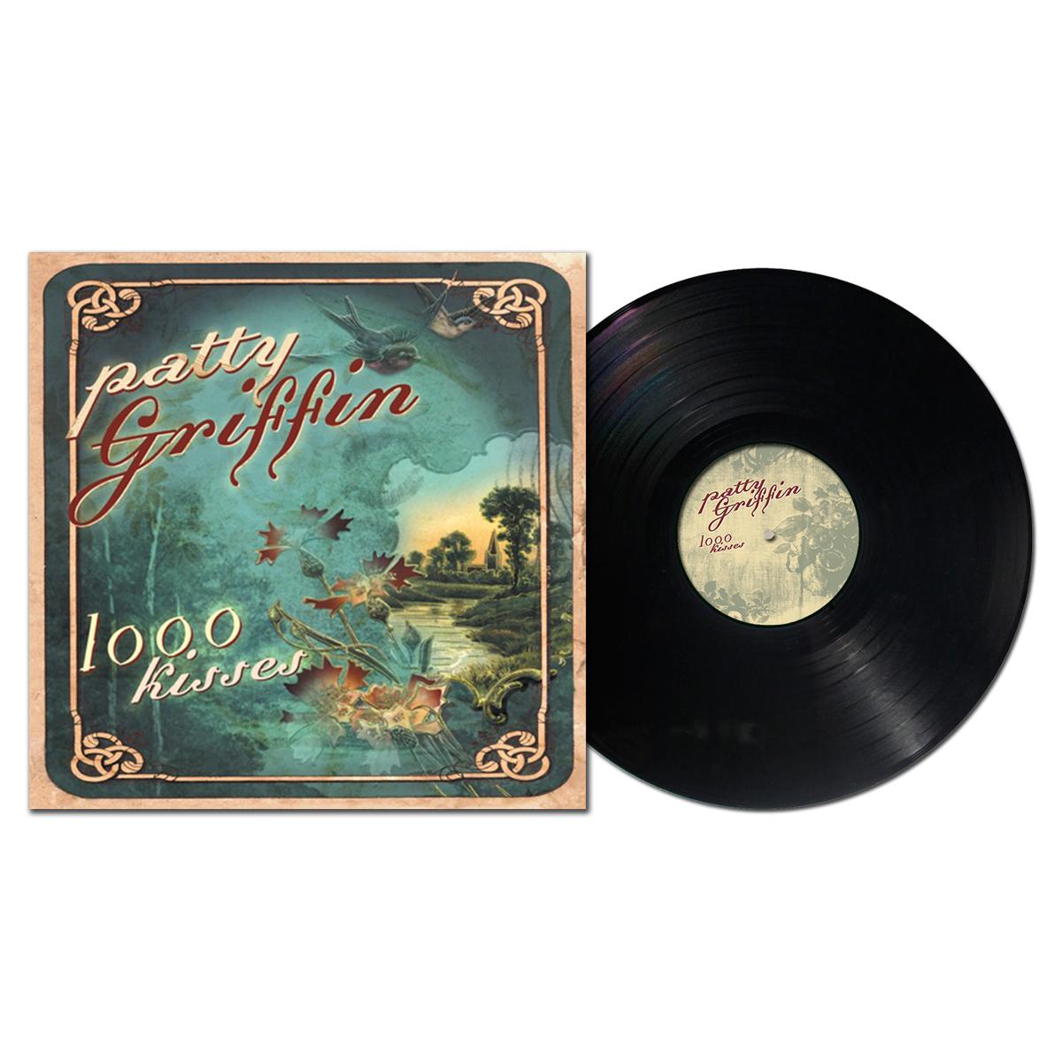 Patty Griffin – 1,000 Kisses LP