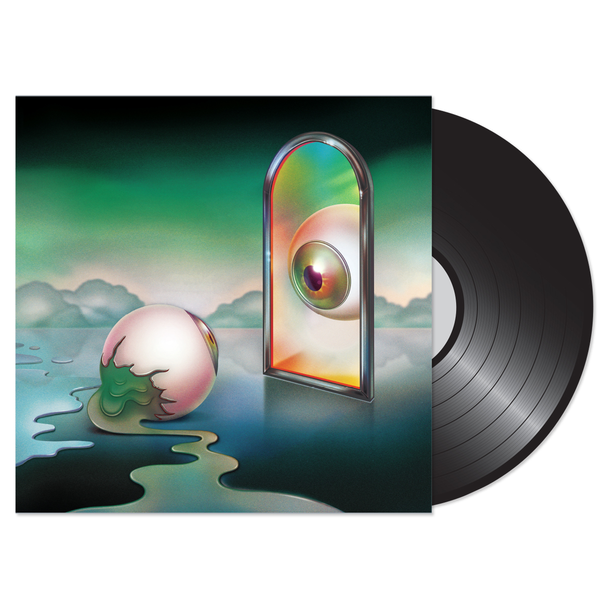 Nick Hakim - Green Twins LP