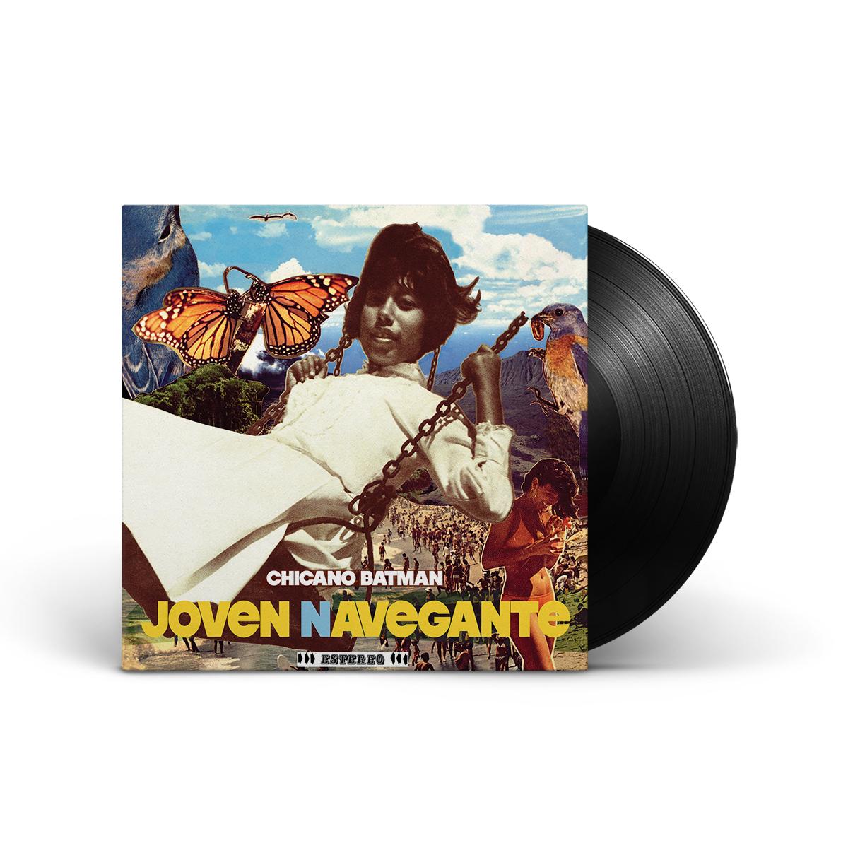 "Chicano Batman - Joven Navegante 12"" EP Vinyl"