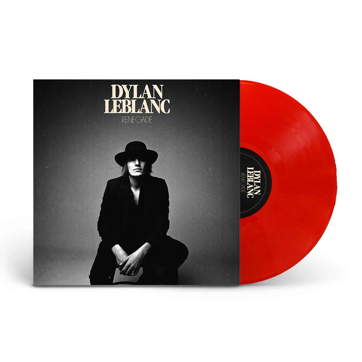 Dylan LeBlanc - Limited-Edition Renegade Red Colored Vinyl