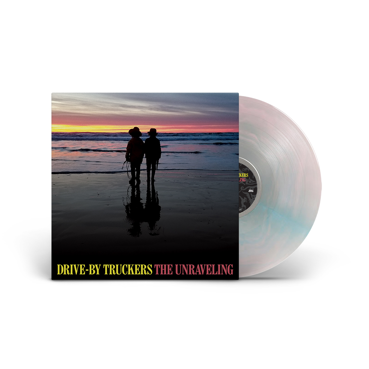 "Drive-By Truckers ""The Unraveling"" LP (""Marble Sky"" Vinyl)"