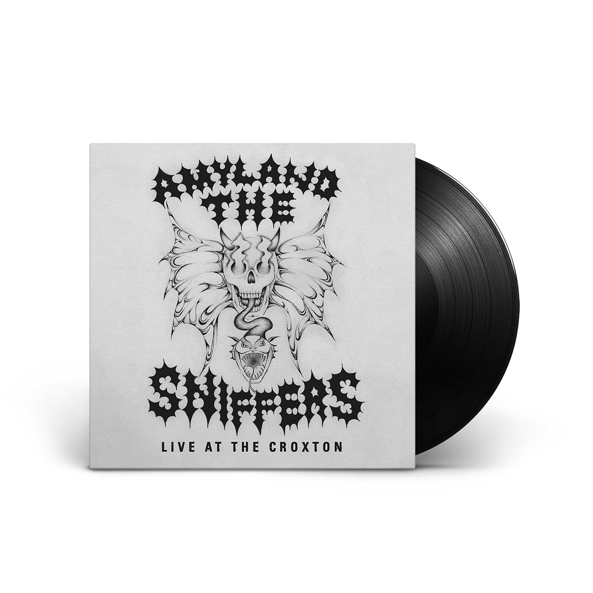 "Amyl and The Sniffers - Live at The Croxton 7"" EP"