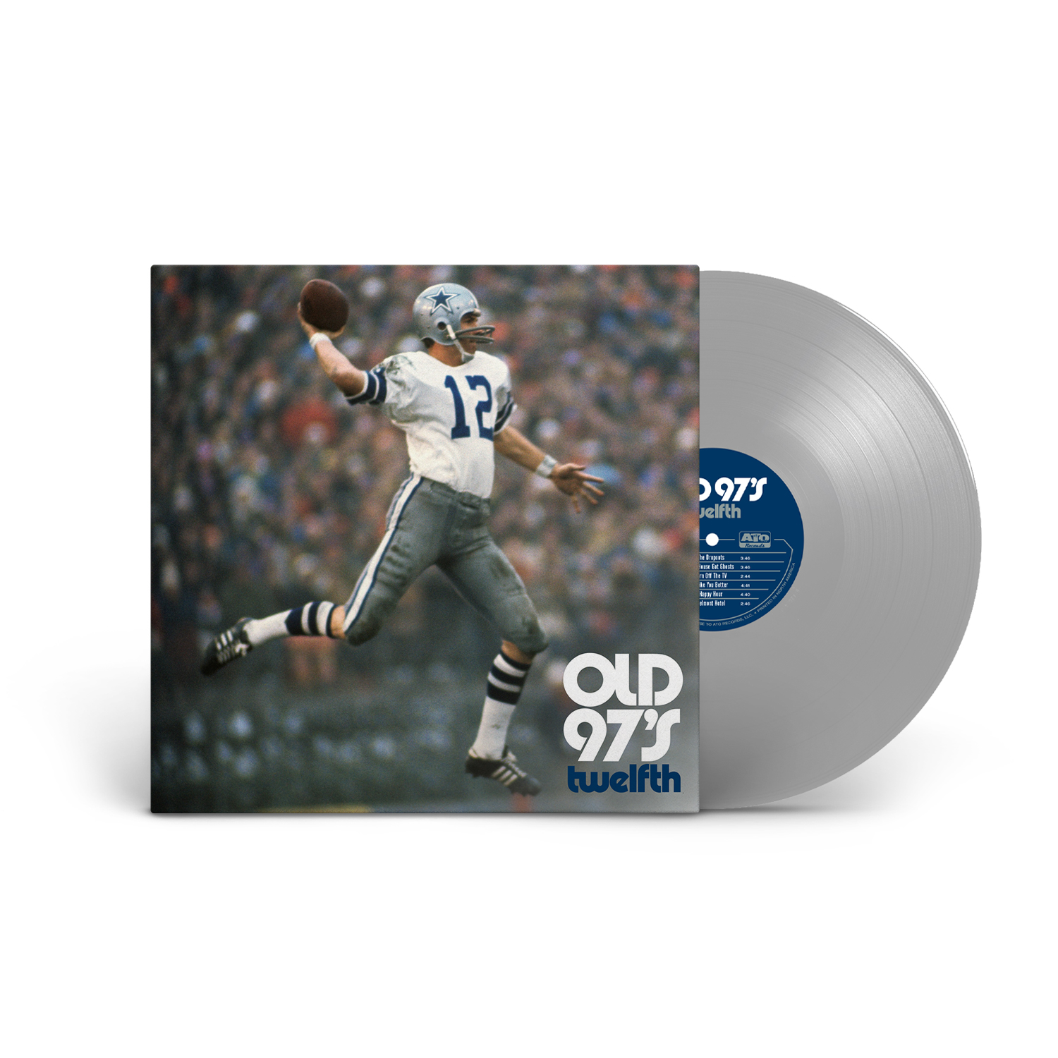 Old 97's - Twelfth Silver Colored Vinyl