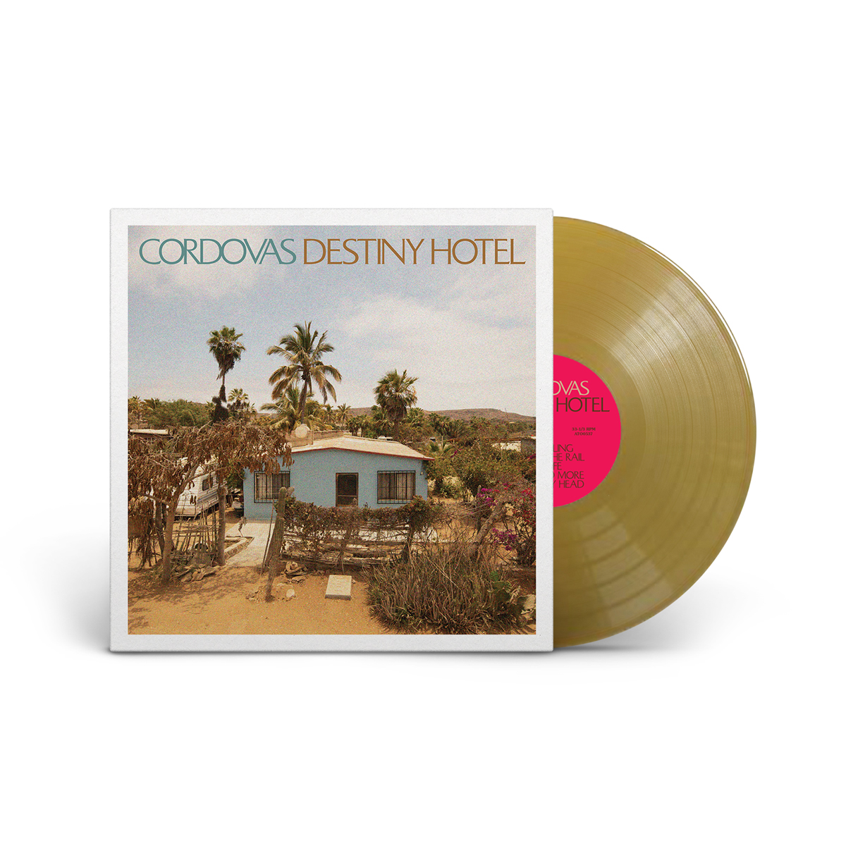 Cordovas – Destiny Hotel – Gold Colored Vinyl