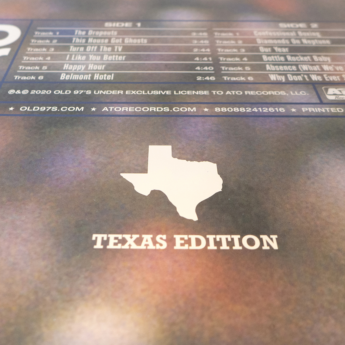 "Old 97's – Twelfth ""Texas Edition"""