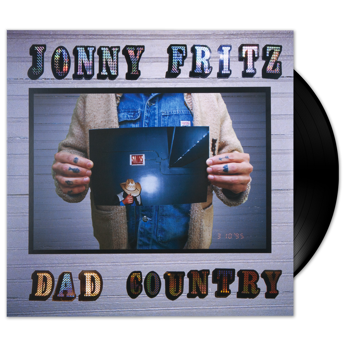 Jonny Fritz - Dad Country LP